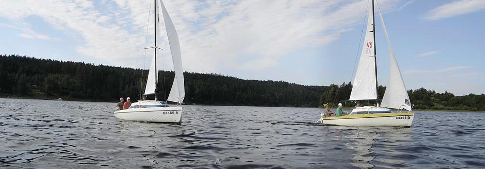 Bootsführerschein für Segelboot
