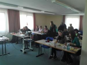 unsere Teilnehmer in Gera