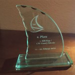 2. Platz Eis-Cup CW Canary Islands